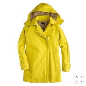 J. Crew Rain Jacket